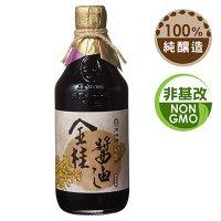 DU01 豆油伯 金桂醬油 500ml