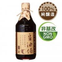 DU02 豆油伯 缸底醬油 500ml