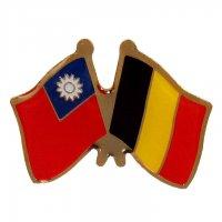 SJ02 國旗徽章 台比