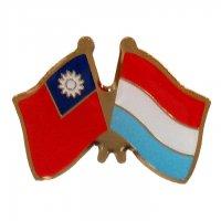 SJ03國旗徽章 台盧