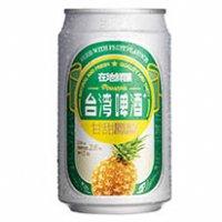 TL06 公賣局 台灣鳳梨啤酒 330ml