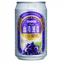 TL08 公賣局 台灣葡萄啤酒 330ml